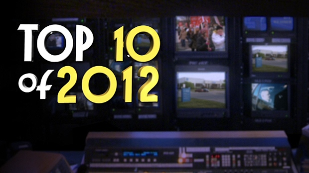 Top 10 of 2012 Kitchener