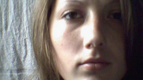 Terri-Lynne McClintic is shown in this undated photo taken from the social networking site Facebook.