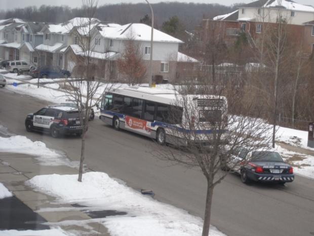 bus standoff