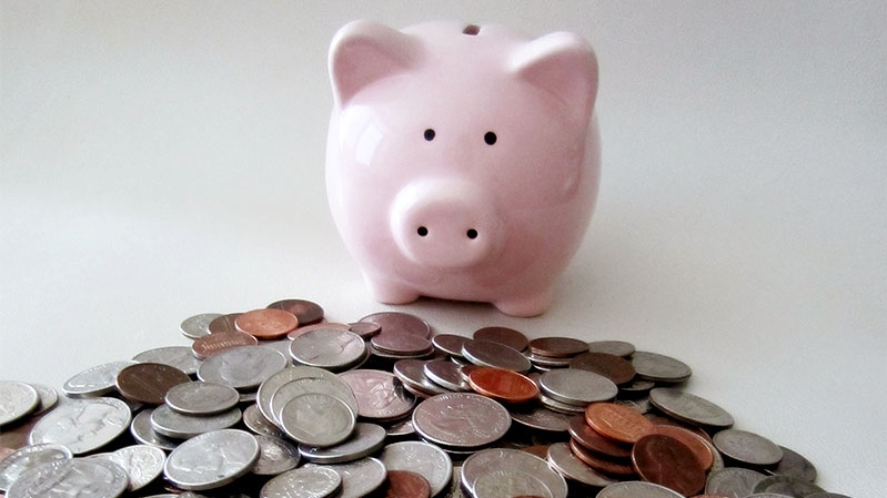 Piggy bank (Flickr)