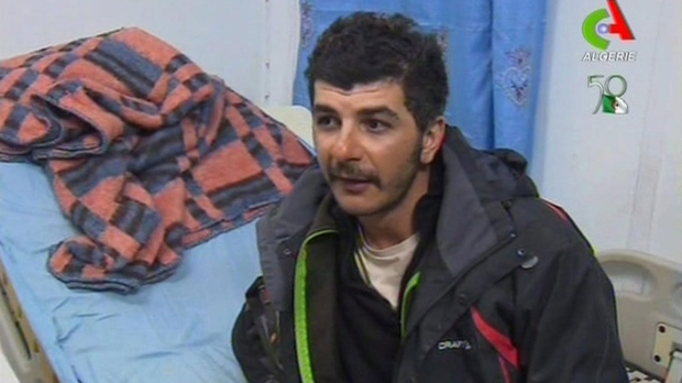 Algeria standoff rescued hostage