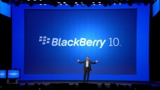 BlackBerry 10 launch RIM BB10 New York