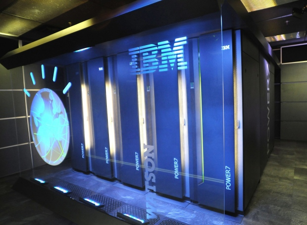 Waterloo students to help teach IBM's Watson to fight cybercrime | CTV Kitchener News