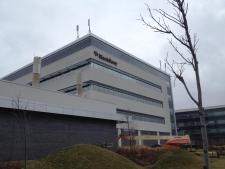 BlackBerry building Waterloo