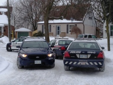 Home invasion Kitchener