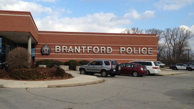 Brantford Police generic