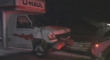 Fatal crash on Highway 7 and 8