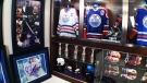 CTV Edmonton: Gretzky memorabilia up for sale