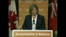 CTV Kitchener: NDP to support budget