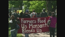 CTV London/Windsor: Monsanto protest