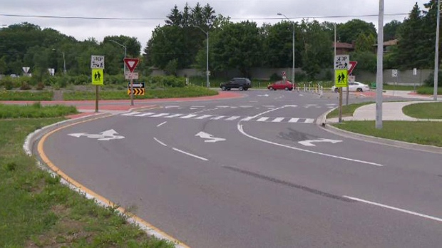 Controversial roundabout still seeing far more collisions ...