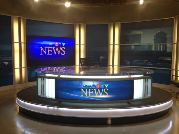 Before and after: Renovating CTV Kitchener's studio | CTV ...