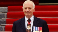Gov. Gen. David Johnston