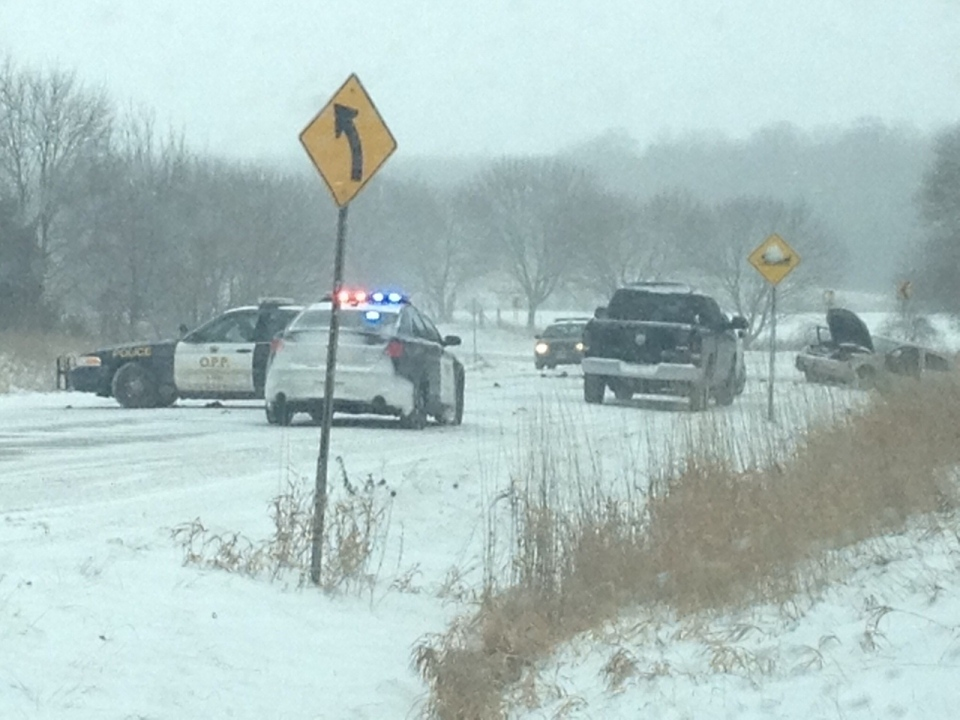 Drivers Beware: Special Weather Statements Issued For