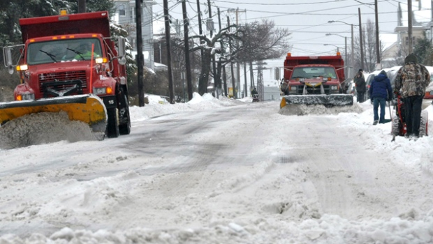 Winter Storm Southern Ontario: Southern Ontario Digs Out After Winter Storm
