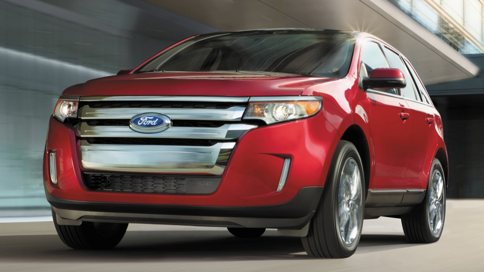Ford To Add 1 000 Jobs At Oakville Plant For Suv