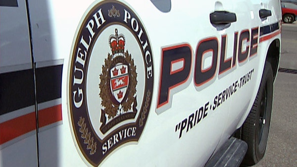 Guelph Police generic