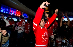 Celebrating hockey for digital extra