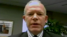 Lawyer David MacDonald, who represents the Lam family, speaks with CTV News from Toronto on Thursday, Oct. 2, 2011.