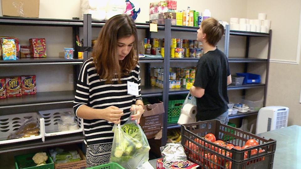 Kitchener Food Bank Guelph Street