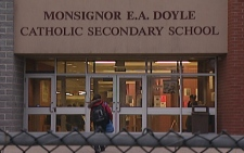 Monsignor Doyle Catholic Secondary School