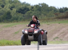 Justin Bieber charged ATV photos released