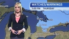 CTV Kitchener: Frost in the forecast?