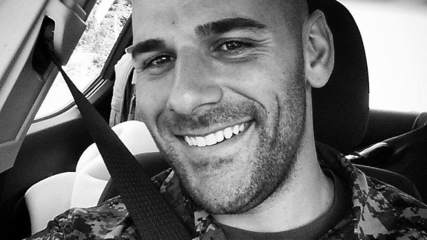 Canadian soldier killed in Ottawa Nathan Cirillo