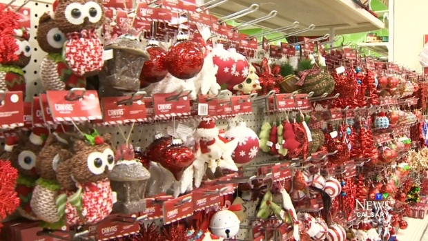 Christmas Decorations At Canadian Tire : Too soon for holiday displays retailers say it s all