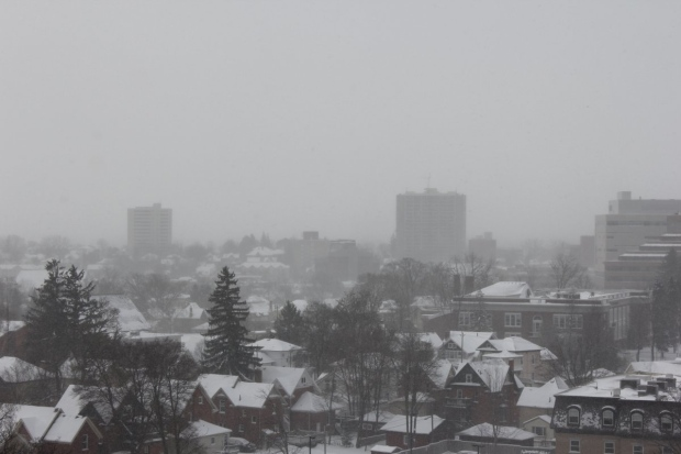 Kitchener Weather: Waterloo Region Should Expect Winter Weather To Ramp Up In