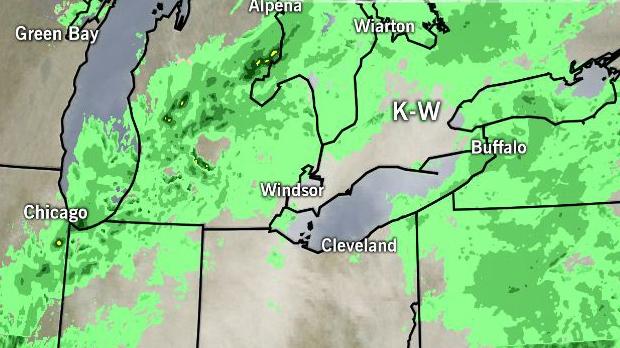 Weather Radar Kitchener Ontario