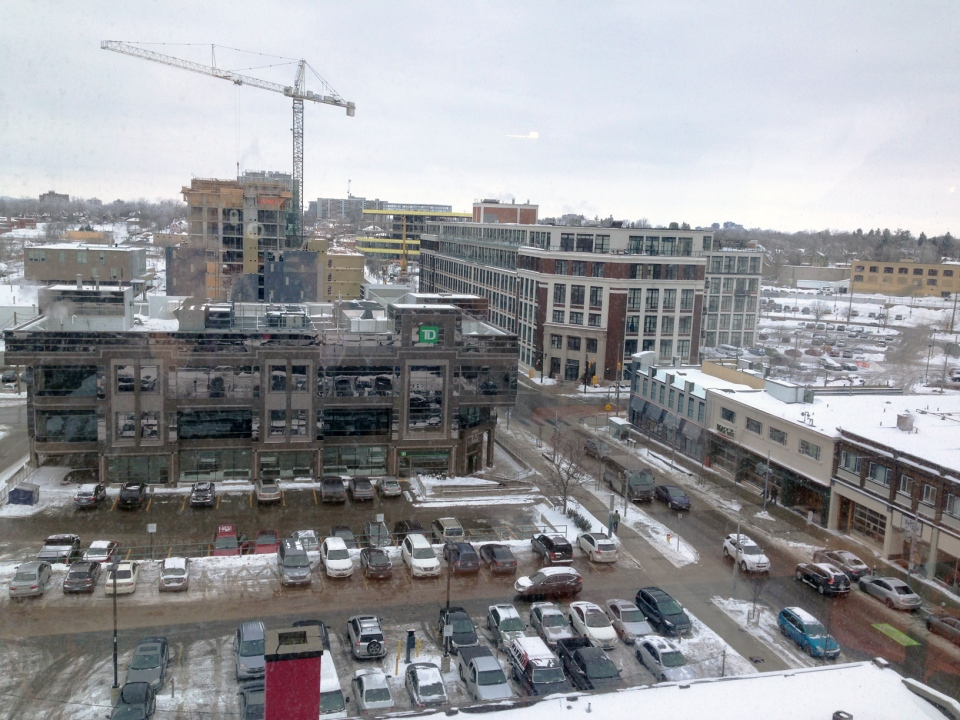 Potential For 20 000 More Jobs Around King And Victoria City Ctv Kitchener News