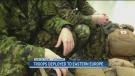 CTV Ottawa: Petawawa Troops send off