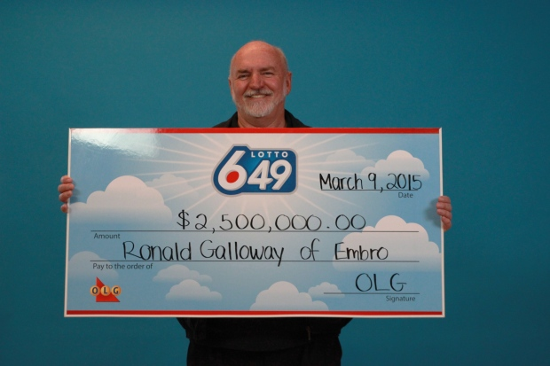 649 lottery results ontario
