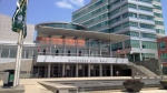 Kitchener City Hall is pictured on Thursday, July 3, 2014. (Kevin Doerr / CTV Kitchener)