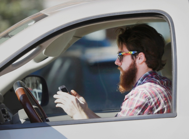 Distracted Driving Linked to More Deaths