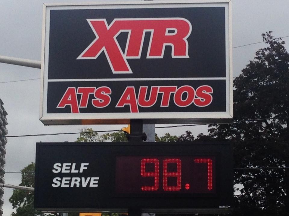 Kitchener Ontario Gasoline Prices