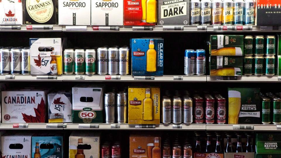 Beer Store Kitchener