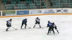 CTV Kitchener: Laurier falls to UOIT