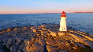 Canada AM: Nova Scotia lighthouse project