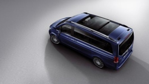 The Mercedes-Benz V Class Exclusive (Mercedes-Benz)