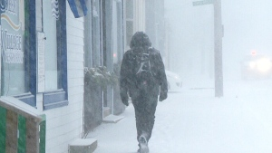 CTV Atlantic: Major winter storm hits Maritimes