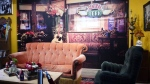 The Central Perk replica coffee shop is seen in this social media image. (Friends Central Perk Pop-Up Shop in Toronto / Facebook)