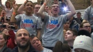 Special Olympians hit the court with former NBA