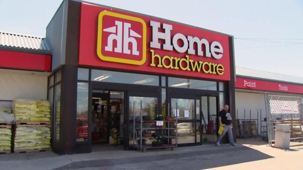 Hardware Kitchener Store