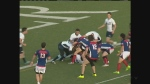 CTV Kitchener: Vikings win 'Battle of the Blue'