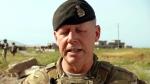 Gen. Jonathan Vance in northern Iraq on Thursday, April 28, 2016.