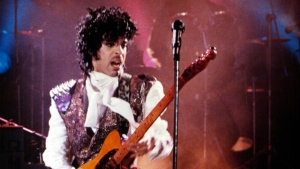 Prince is seen in 'Purple Rain.' (Warner Bros.)
