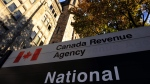 The Canada Revenue Agency headquarters in Ottawa is shown on November 4, 2011 (Sean Kilpatrick / THE CANADIAN PRESS).