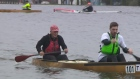 Canoe and kayak race